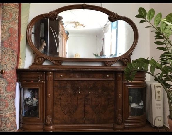 Комод зеркало