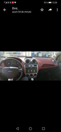 Ford fiesta ghia 2007, benzina