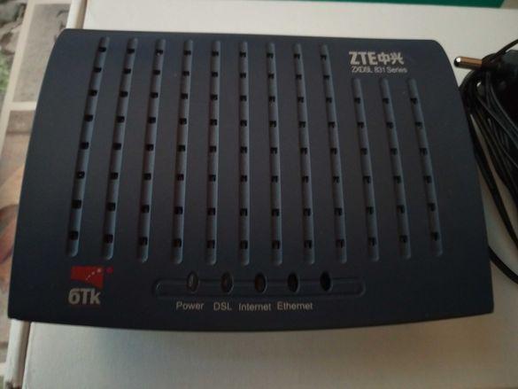 Модем ZTE 831