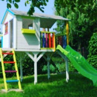Casute de joaca pentru copii