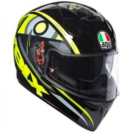 Шок цена! agv k3 sv solun 46 пистова нова каска шлем мото мотори
