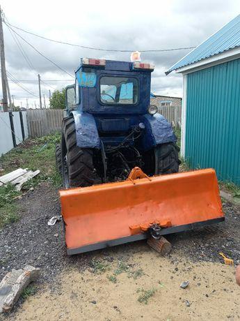 Трактор т40 в хорошем состоянии