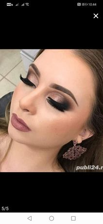Make-Up / Extensii Gene 1-12d / Microblading