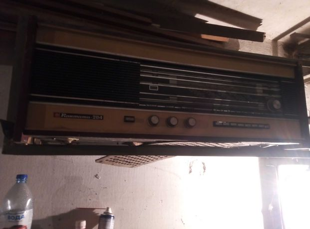 Продам радиопроигрыватель.