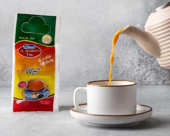 Чай пакистанский AL BARKAT чёрный Classik, фасуется в Пакистане
