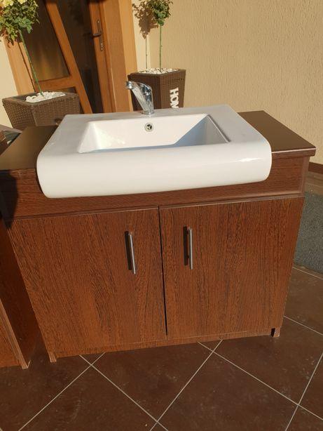 Dulap baie cu lavoar si robinet