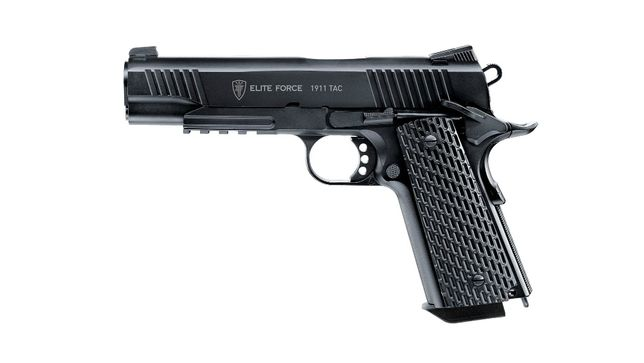 Set pistol airsoft CO2 Colt 1911 FULL METAL