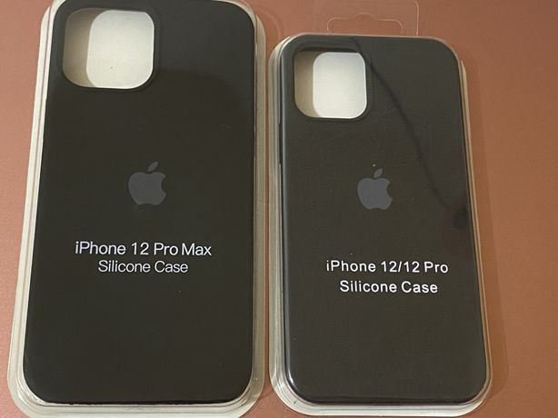 Vând husa logo iPhone 12,12pro,12 pro max, 12 mini