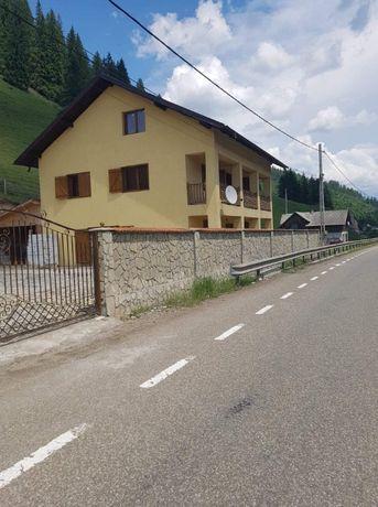 Vind sau schimb vilă la munte cu apartament in Bucureşti