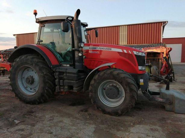 tractor Massey ferguson 8650 dyna vt