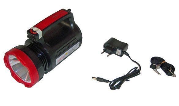 Мощен прожектор T6