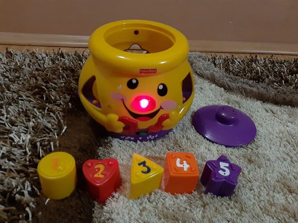 Borcan miere Fisher Price