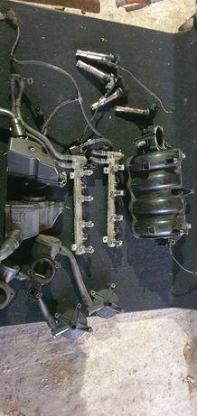 Injectoare rampa galerie admisie epurator bobine 1.6 azd bcb