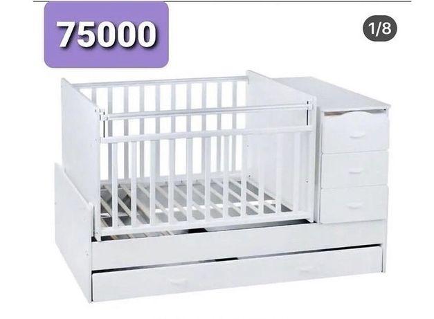 Продается детская кровать трансформер