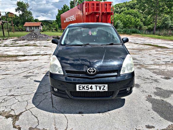 На Части Toyota Corolla Verso 1.8 vvt-i 129 Корола Версо ВСИЧКО НАЛИЧН