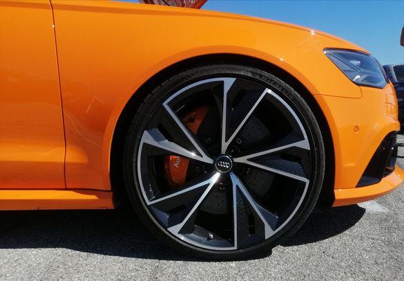 """Промоция!!! Джанти за Ауди Audi Rs6 style 19"""" цола 5х112 чисто нови"""