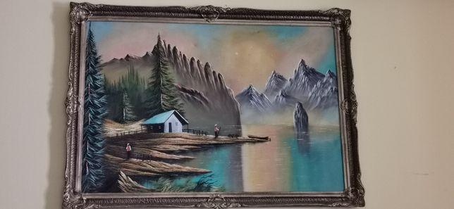 Tablou pictat de pictorul Popovici