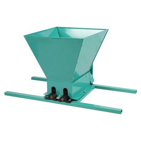 Zdrobitor struguri manual Micul Fermier, cuva 30L (ML-GP) Garantie