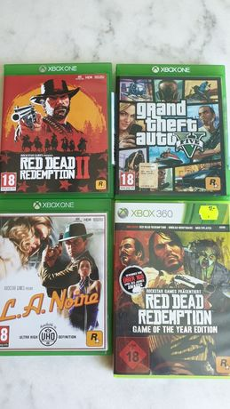 ROCKSTARGAMES Pack collections Xbox one