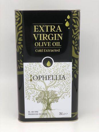 Гръцки зехтин екстра върджин Ophellia 3л киселинност 0,25%