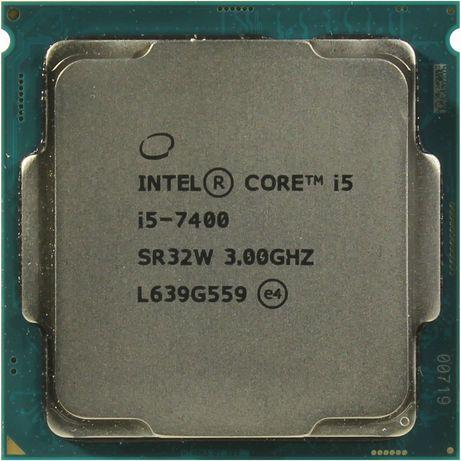 Процессор Intel I5 7400