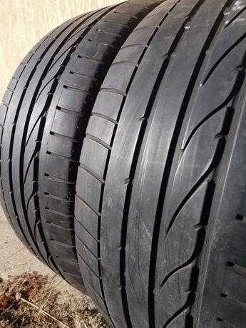 2 бр. летни гуми 245/45/17 Bridgestone AOE RSC DOT 4607
