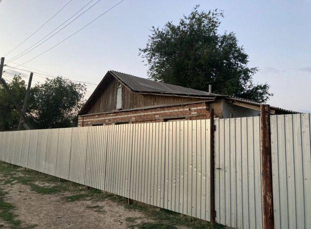 Продам частный дом в ЗКО, Акжаикский район, с. Чапаев