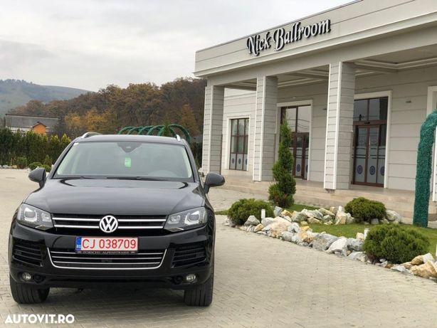Volkswagen Touareg Vw Touareg