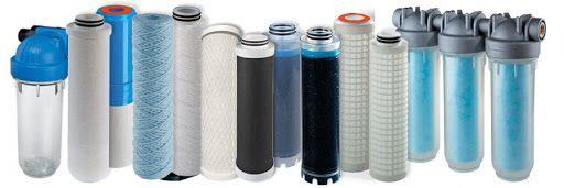 Фильтры для воды всех видов