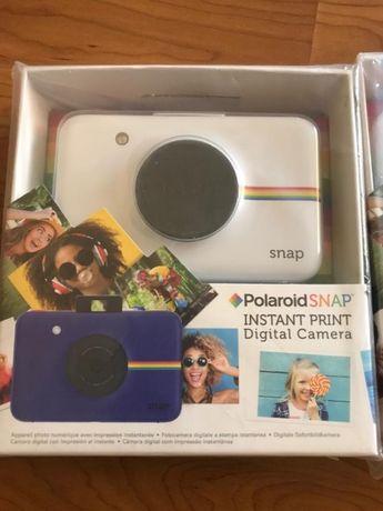 Camera foto instant Polaroid Snap Digital, 10MP, Alb