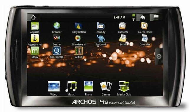 """ARCHOS 48 Display 4.8"""" internet tablet 500 Gb"""