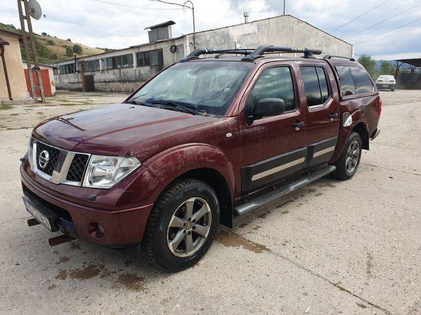 Nissan Navara kingcab
