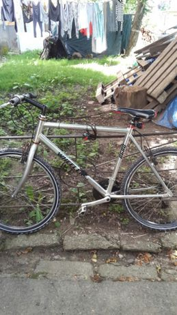 Bicicleta wheeler cadru aluminiu