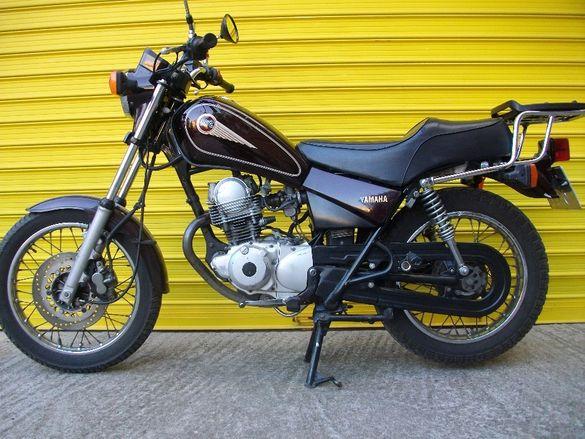 Yamaha 125cc Made in Japan