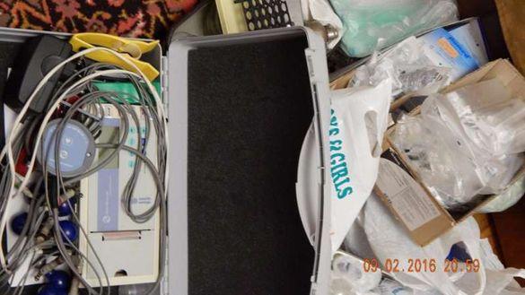 Оборудване за лекарски кабинет