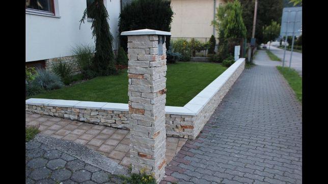 Gard/ capace stalp gard / gard /gard beton / pălării stâlp gard /