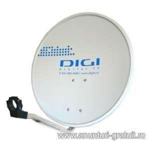 antena satelit + LNB