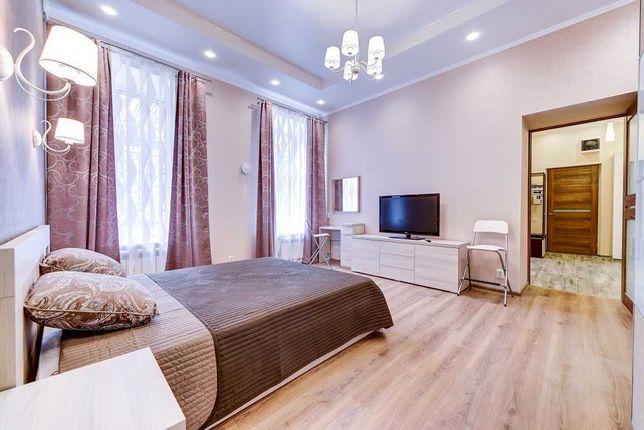 """Сдам 3х комнатную квартиру посуточно в районе Expo,жк """"Expo boulevard"""""""