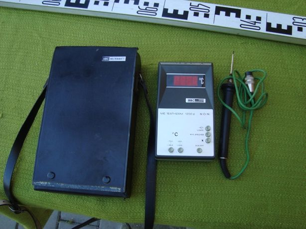 termometru digital Metrawatt Metratherm 1200d