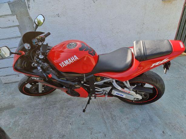 Vand motro Yamaha r6