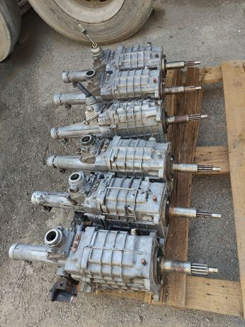Коробка передач МКПП 5 скоростная на газель волга