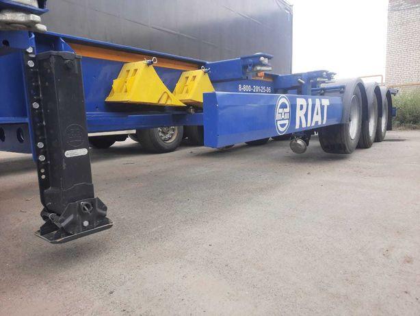 Полуприцеп специальный (контейнеровоз) модели 924902 РИАТ