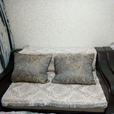 Минидиван и кресло