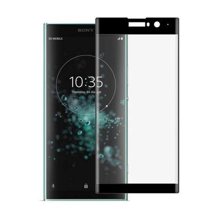 Закален удароустойчив 5D стъклен протектор за Sony Xperia XA2 Plus