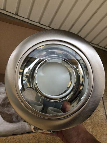 Масивна лампа луничка 250 мм 25 см