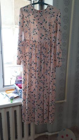 Платье длинное летнее 5 000 тг.