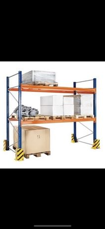 Rafturi metalice industriale 2991x58911