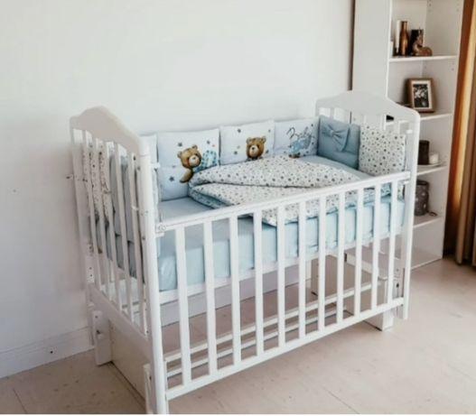 Продадим кроватку Антел Алита 3/5, в идеальном состоянии