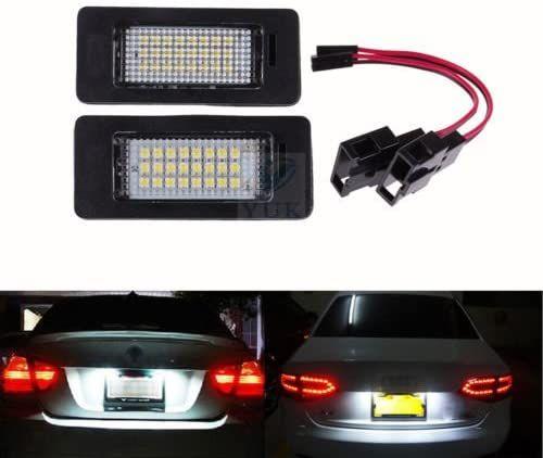 LED плафони регистрационен номер AUDI A4 B8 A5 TT A1 A6 C7 Q5 VW B6