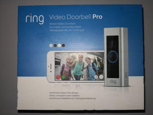 Sonerie Smart/Video Interfon original Ring Video Doorbell PRO, Sigilat